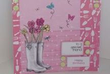 Simply Chic & Summerhouse Paper Pads & Candi / by Craftwork Cards