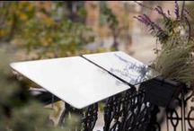 Balcony Reflector / Réflecteur Balustrade / The Espaciel balcony reflector is suitable for all railings : cast iron, stainless steel, wooden balustrade... / Le réflecteur Espaciel pour balcon convient à tous type de balustarde : fer forgé, structure en inox, main courante en bois…