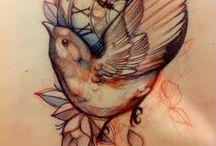tatts. / by mamhu ♥