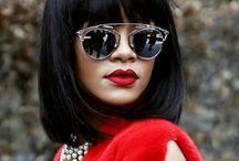 The Queen / Rihanna