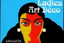 Art Deco Ladies