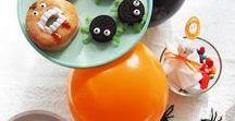 Halloween / Halloween se celebra la noche del 31 de octubre al 1 de noviembre. Hay montones de cosas divertidas para celebrarlo: comida, bebida, decoración, disfraces, maquillaje...
