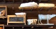 Cheesemonger / Las mejores tiendas de quesos de Londres. #queso #tienda #londres