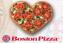 I LOVE Boston Pizza