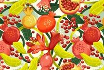Favourite fabrics / by Trifles & Trinkets