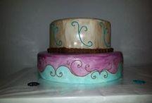 My Work  / Meine Kuchen die ich bisher gemacht habe.  My Cakes