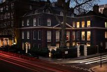 The Homes of Alfred Dunhill / Bourdon House, London  -  Ginza, Tokyo  -  Landmark Prince's, Hong Kong  -  The Twin Villas, Shanghai