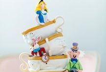 story: Alice in Wonderland / by All About Fondant (and others)