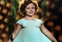 ~ Shirley Temple ~ / by Wilma