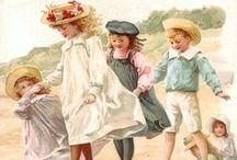 Vintage & Art Children / by Wilma