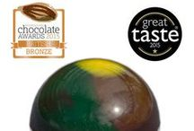 Genoa / (1) Capital of Liguria and the 6th largest city in Italy (2) Our Basil & Lemon Chocolates
