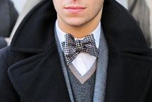 Chelsea Fashion - Men's Style / Style Tips for Men / by Fabulous Fashion Fabrics and Furnishings by Chelsea