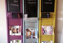 Ideas for Magazine Racks