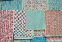 Fabric/Textiles/Patterns&Quilts