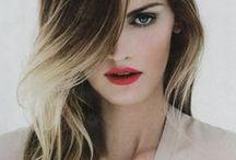 hair inspiration / palette colour
