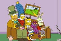 The Simpsons / by Claire Griffin