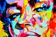 art graphic- illustration & photograph