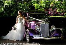 Wedding Cars ~ Hot Rod Style