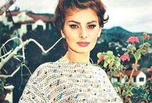 "Sophia Loren ""Les femmes fatales"" <3"