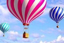 Hot air ballons°°•○●●°°○●•●°°
