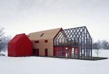 Architectural Details / Exterior architectural design elements