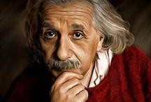 Channeling Albert / The wisdom of Albert Einstein