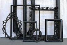 I've Been Framed! / Design ideas with picture frames