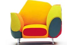 Modern Contemporary Chairs / Chairs... An integral part of any interior design and often, the main focal point.
