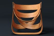 Contemporary Designs in Wood / Beautiful Things Made From Wood