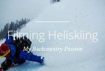 Laundromat Studios / Content Creators behind Heliskiing Canada / Catskiing Canada / Heliboarding Canada / and Surfing Canada