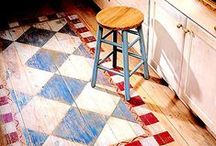 Farmhouse Fresh Style / Bringing a little or a lot of the old family farm into your interior design