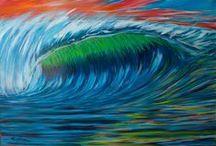 Surf Art & Surfing / https://www.facebook.com/SurfingCanada
