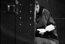 reading / by Ronnie Maroshek