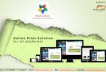 Print-a-Web - Online Print Solution / State-of-the-art Online Print Solution from Devlon Infotech!  www.printaweb.com