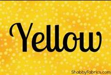 Mellow Yellow / by Wilma
