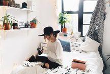 ROOM DÉCOR / minimal, clean and white room decor ideas