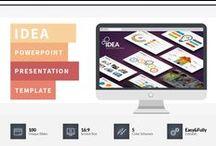 PowerPoint Presentation / Clean, modern, simple and corporate powerpoint presentation for business use.
