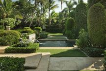 Landscapes / English and Tropical Gardens