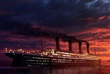 Titanic / RMS Titanic was a British passenger liner that sank in the North Atlantic Ocean in the early morning of 15 April 1912 after colliding with an iceberg during her maiden voyage from Southampton, UK to New York City, US. - Builder:Harland and Wolff, Belfast - Titanic film by James Cameron was release in 1997.