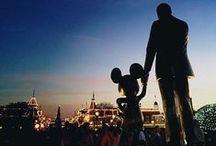 Disney / The Walt Disney Company was founded in 1923 by Walt Disney and Roy O. Disney.