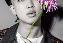 Kim Namjoon / Rap Monster from BTS / 12.09.1994