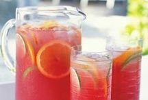 Recipes - Adult Drinks and Snacks (Contain Alcohol) / Recipes containing alcohol. Mixed drinks and cocktails for your best parties.