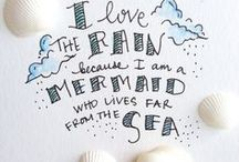 MERMAID LIFE / Love for all things mermaid! This group board is for my fellow mermaids and mermaid lovers. All pins are mermaid related.  You say mermaids aren't real...Beach please!!  #mermaid #underthesea #beach  www.etsy.com/shop/prettybrilliantco To join: follow my pinterest page @prettybrilliantco and comment on any pin on this board. Collaborators feel free to add friends