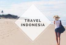 TRAVEL INDONESIA / TRAVEL INDONESIA