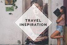 TRAVEL INSPIRATION / Adventure Catcher