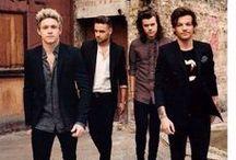 One Direction / Origin: England, United Kingdom - since 2010 / Members: Niall Horan, Liam Payne, Harry Styles, Louis Tomlinson