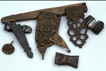 Viking Age - Finds / Viking age finds, c. 750-1050 AD, from Scandinavia and other relevant places. / by Malin Bakke