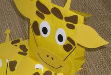 Crafty Critters / Crafts for kids or kids at heart. / by Sacramento Zoo