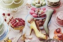 High Tea Birthday Party