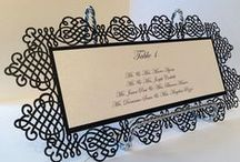 Papier Couture Invitations / Invite with style!  Papier Couture offers one of a kind Invitation Designs, as well as Candy Bar Stations and Accessories. We personalize every design to create a mood and make a statement.   Invite with Style -  Papier Couture